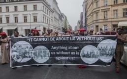 Reparationen - Reparations Just Listen! Berlin Postkolonial