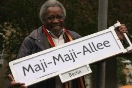 Maji Maji - Straßenumbenennung - Just Listen - Berlin Postkolonial