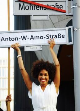 Anton W Amo - Straßenumbenennung - Just Listen - Berlin Postkolonial